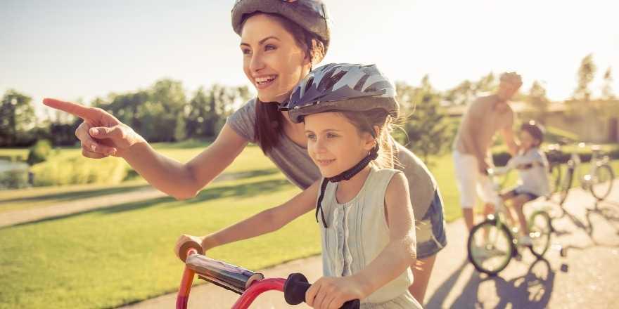 Eli Elkoubi - מסלולי אופניים למשפחות